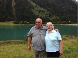Willi und Gabi Scher